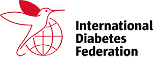 Logotipo da International Diabetes Federation