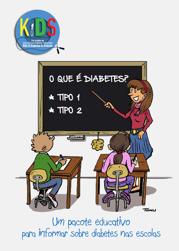 Programa Kids - Diabetes nas Escolas